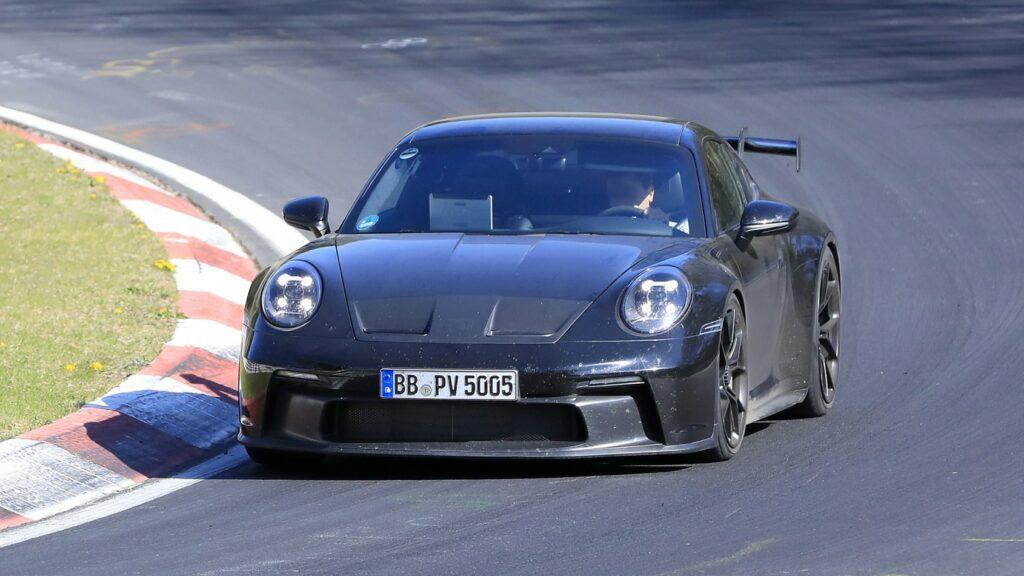 Porsche Type 992 911 GT3