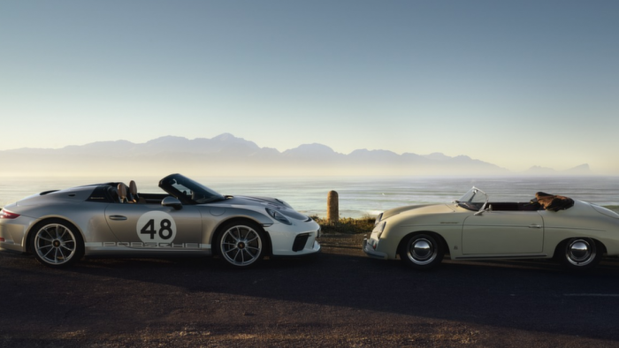 The Ultimate Guide to the Porsche Speedster