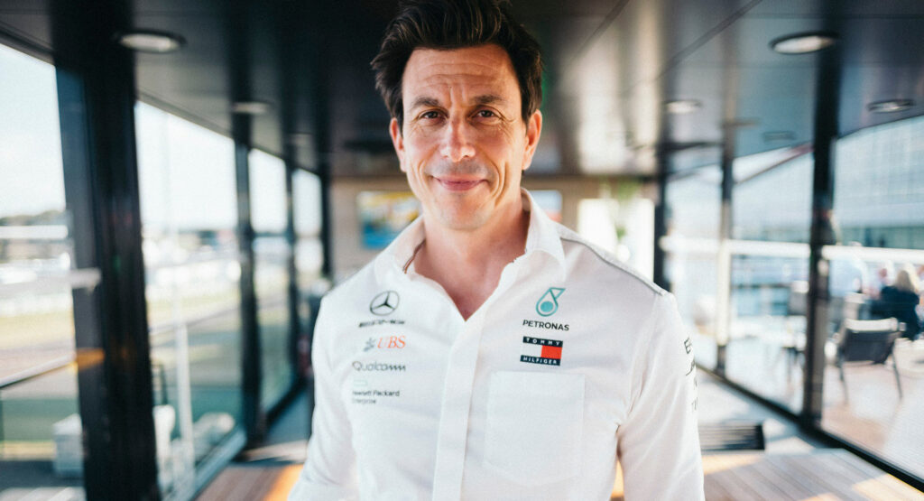 Mercedes F1 Team Principle Toto Wolff