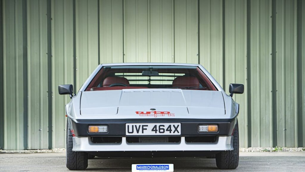 Colin Chapman's personal Lotus Esprit Series 3 Turbo