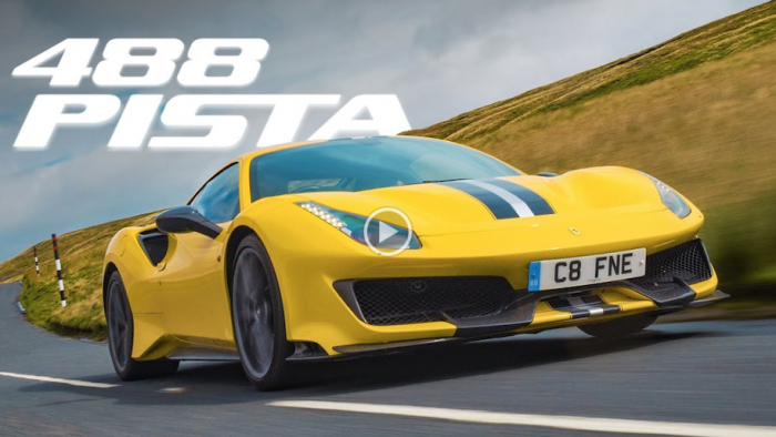 VIDEO: Ferrari 488 Pista Review