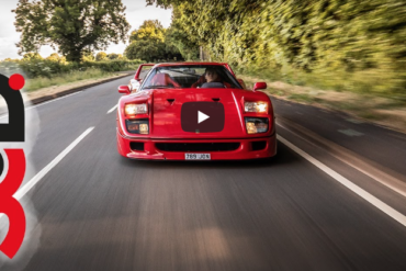 Ferrari F40 Owner Interview