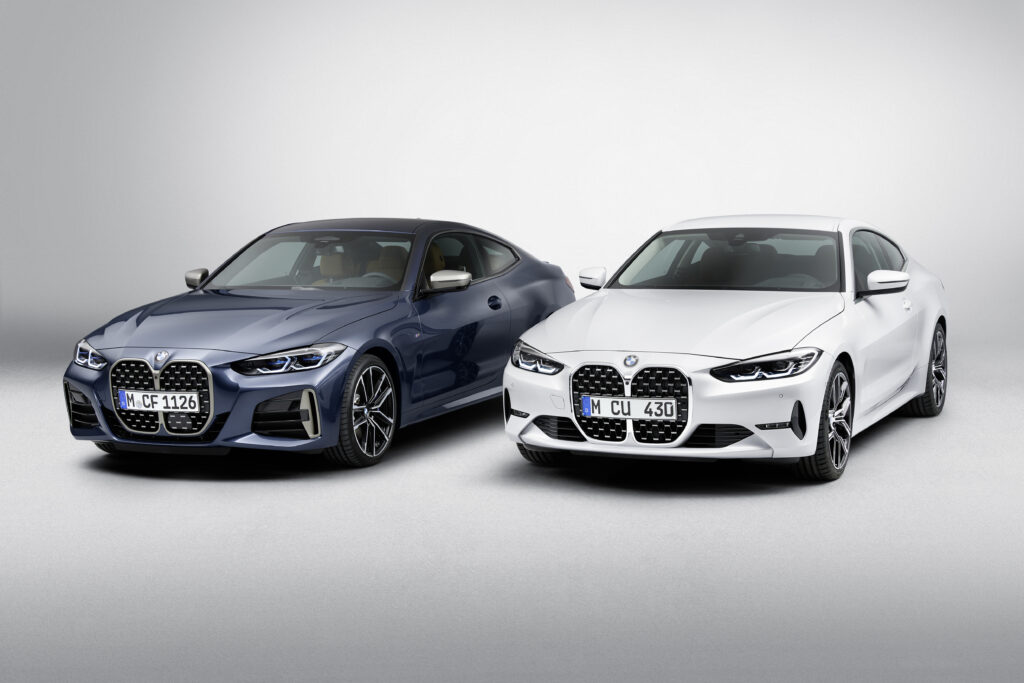 2021 BMW M440i and 430i Coupe