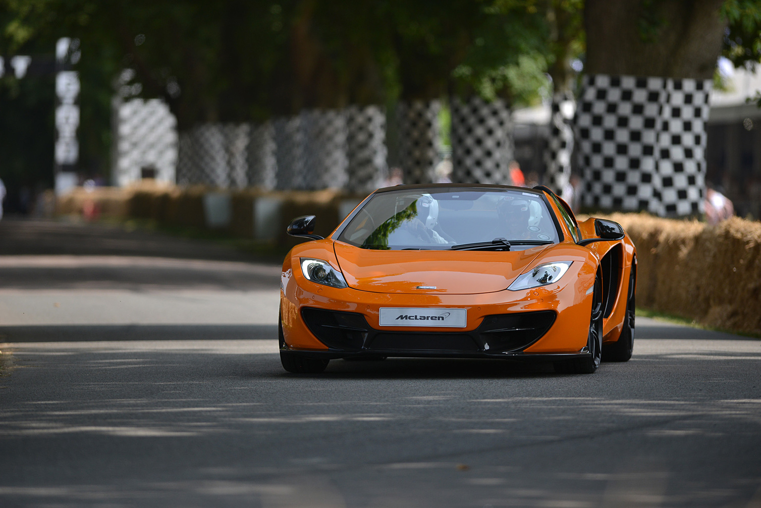 McLaren 50 MP4-12C Spider Wallpapers