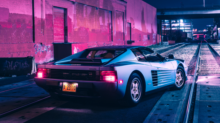 Ferrari Testarossa Wallpapers