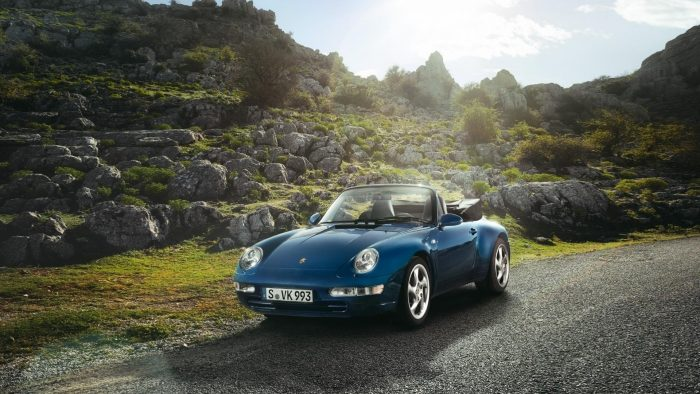 Porsche 911 (993) Wallpapers