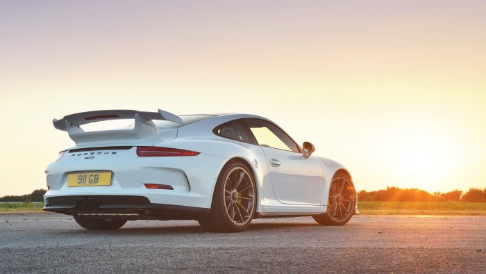 2013 Porsche 911 GT3 Wallpapers