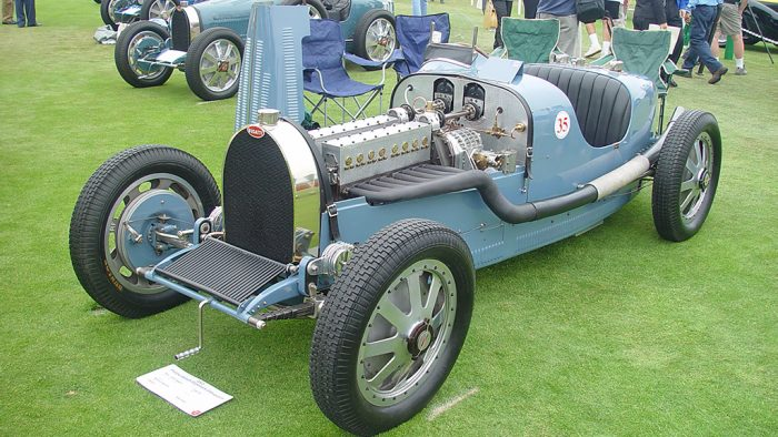 Bugatti Type 45 Bi Motor Wallpapers