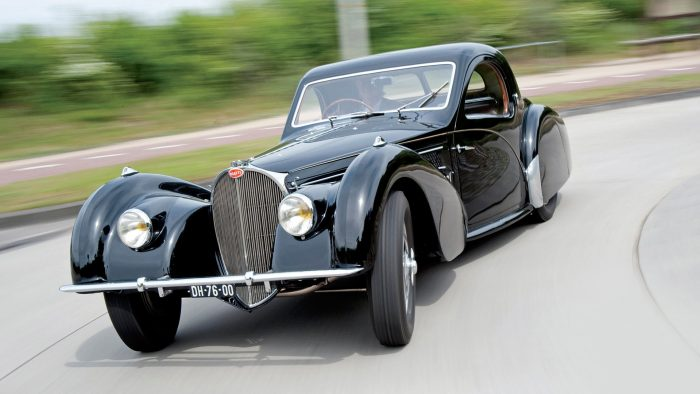 Bugatti Type 57S Wallpapers