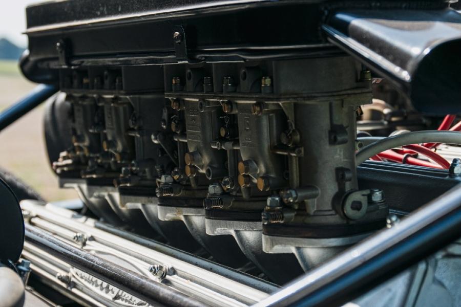 1972 RHD Lamborgini Miura P400SV