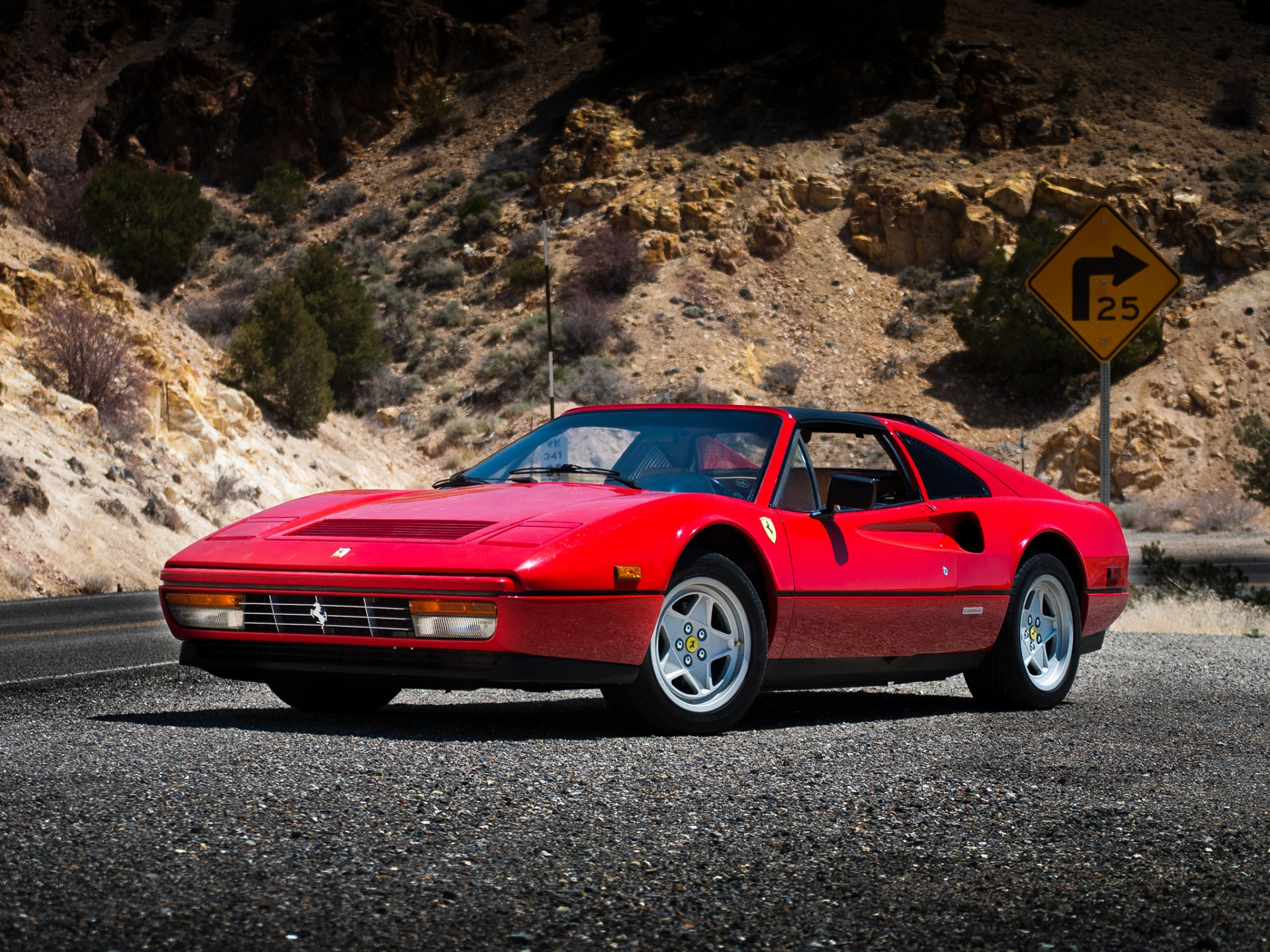 Ferrari 328 Wallpapers
