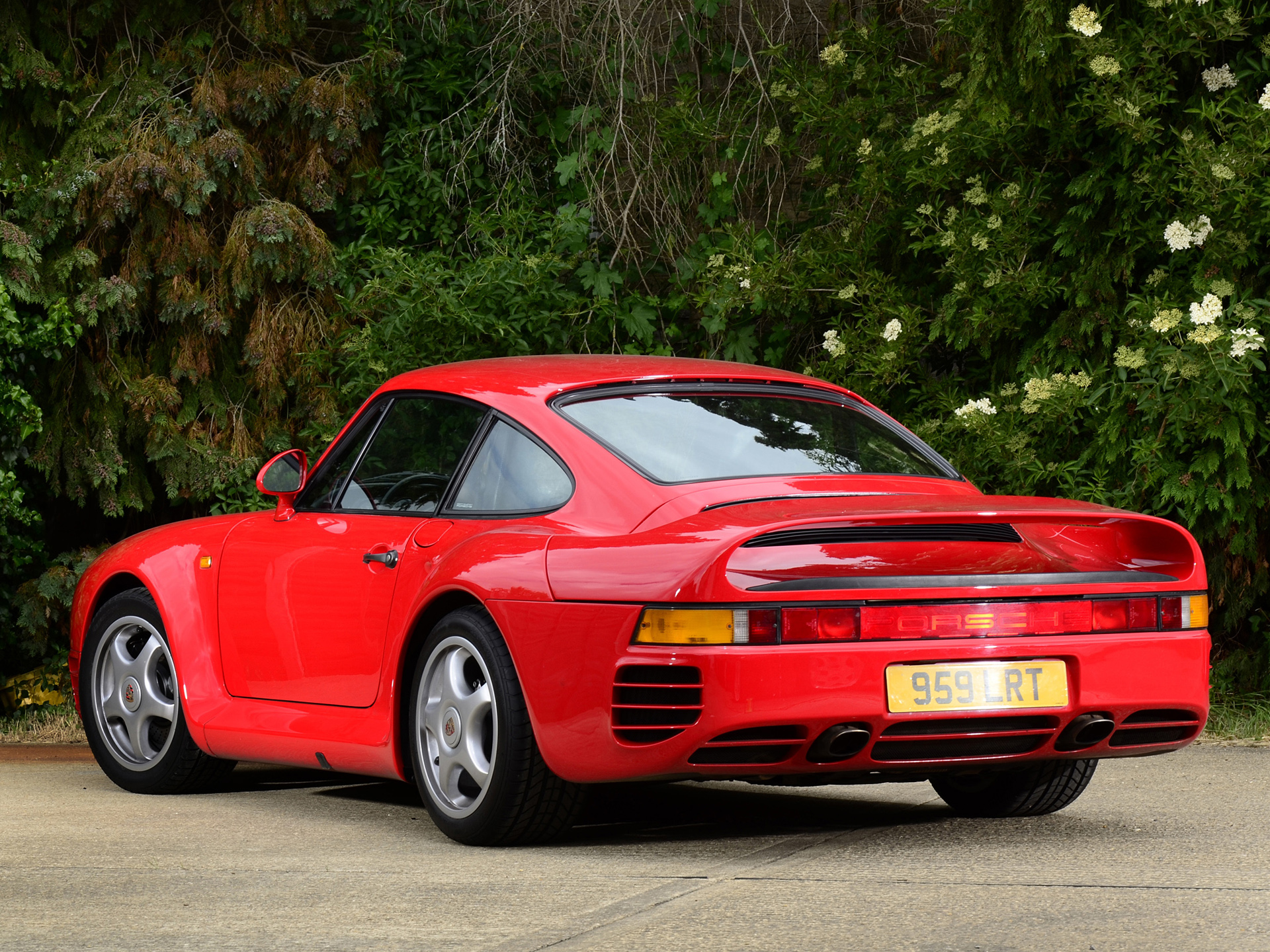 Porsche 959 Wallpapers