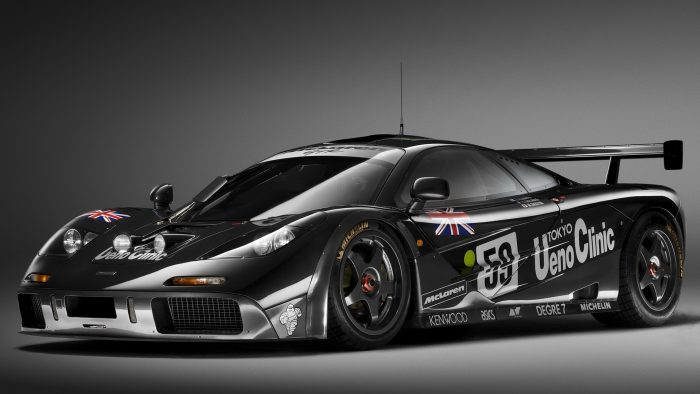 McLaren F1 GTR Wallpapers