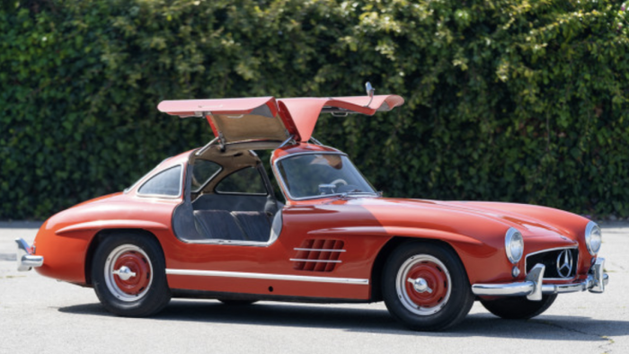1955 Mercedes-Benz 300 SL