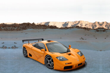 McLaren F1 LM Wallpapers