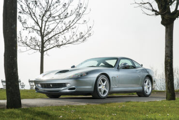 Ferrari 550 Wallpapers