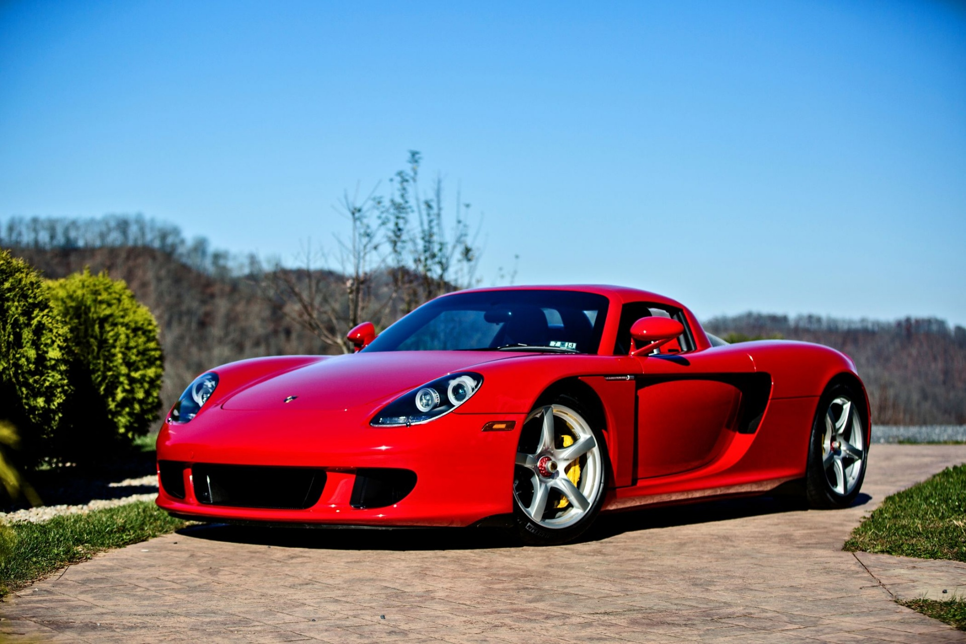 Porsche Carrera GT Wallpapers