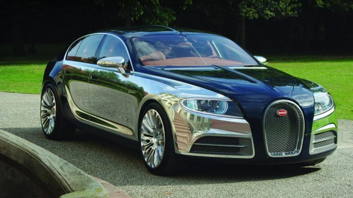 Bugatti Galibier 16C Wallpapers