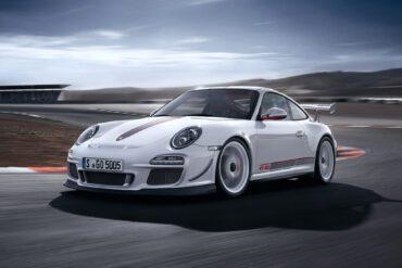 2011 Porsche 911 GT3 RS 4.0 Wallpapers