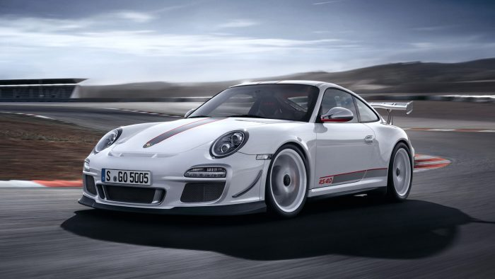 2011 Porsche 911 GT3 RS 4.0 Wallpapers