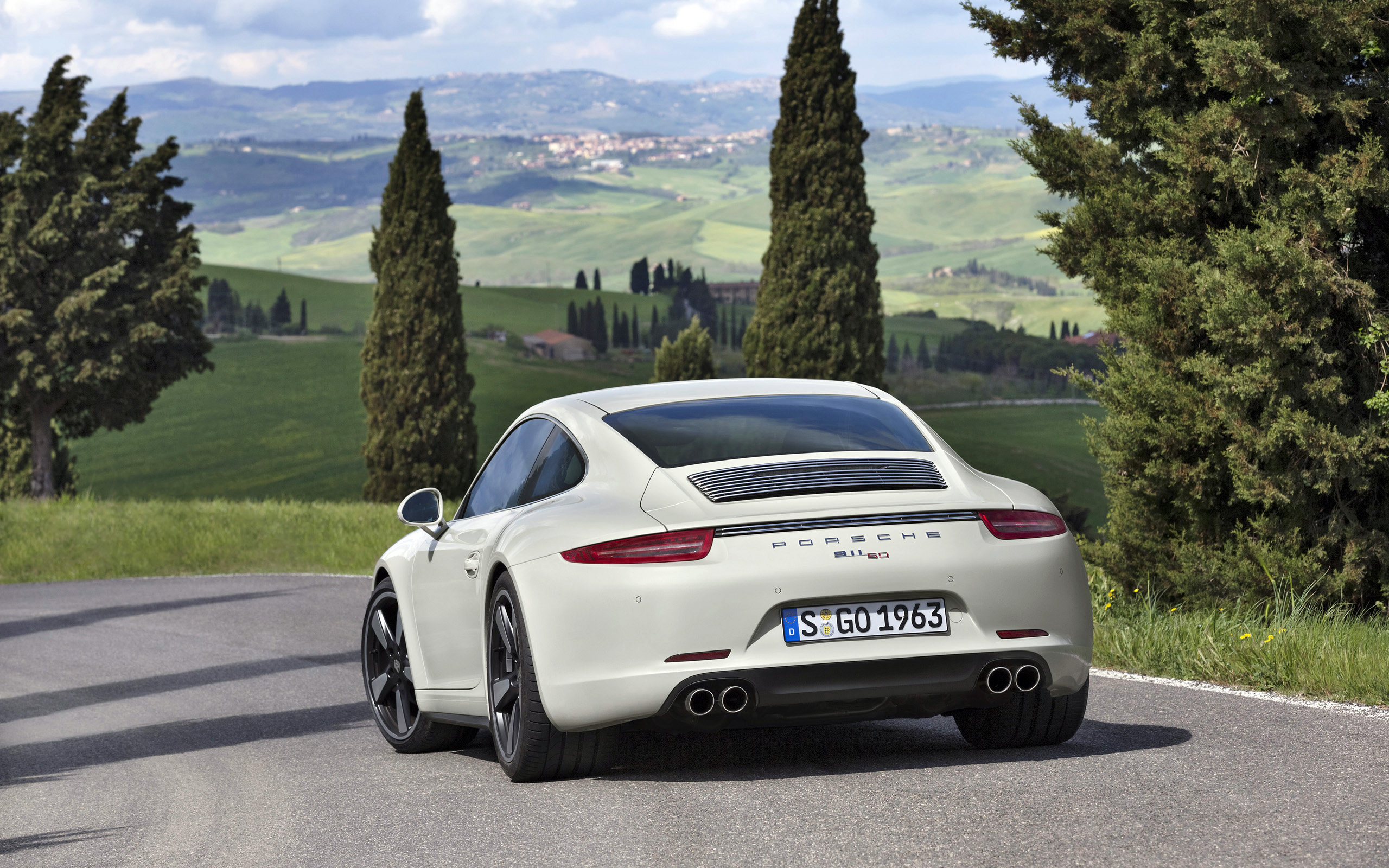 2013 Porsche 911 50th Anniversary Edition Wallpapers