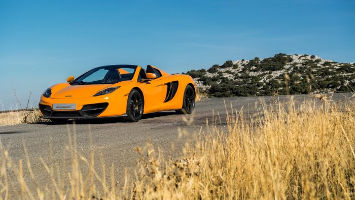 McLaren 50 MP4-12C Wallpapers