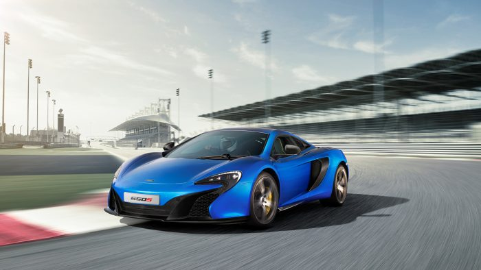 McLaren 650S Coupé Wallpapers