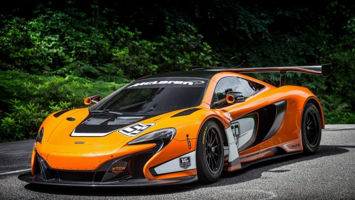 McLaren 650S GT3 Wallpapers