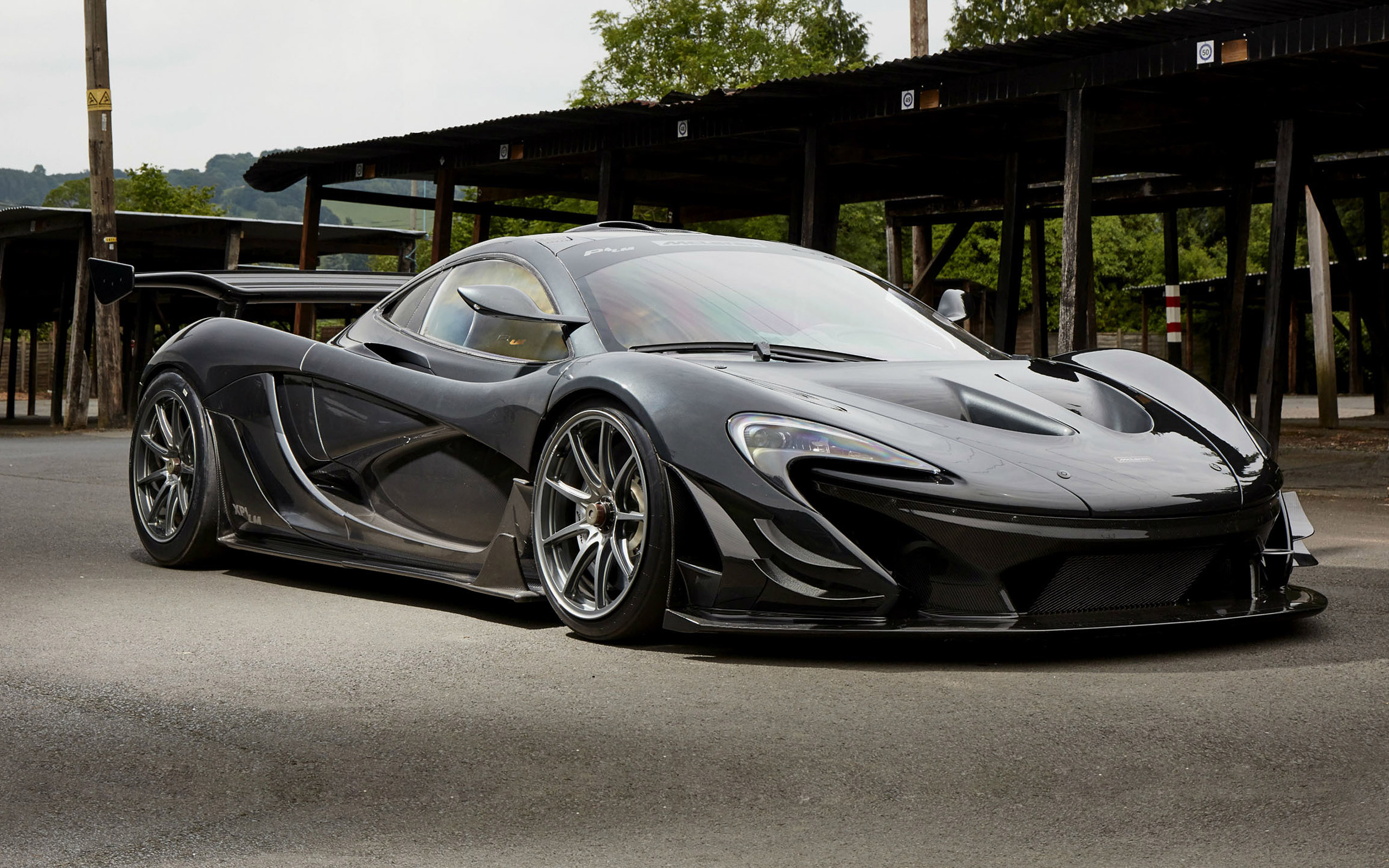 McLaren P1 LM Wallpapers