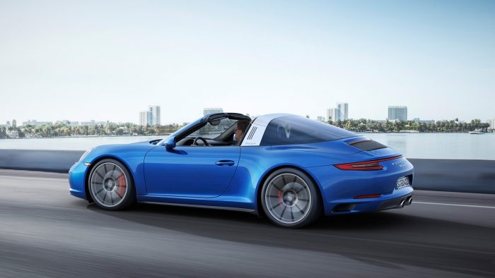 2016 Porsche 911 Targa Wallpapers