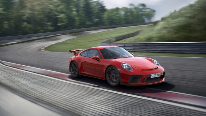 2017 Porsche 911 GT3 Wallpapers