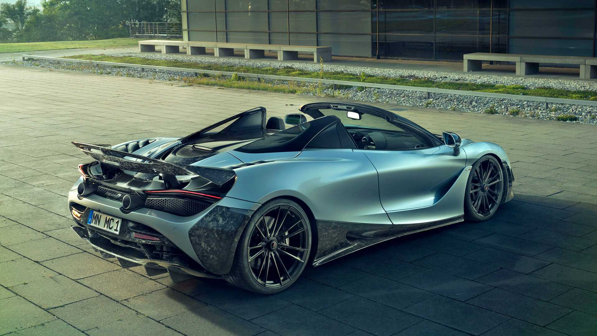 McLaren 720S Spider Wallpapers