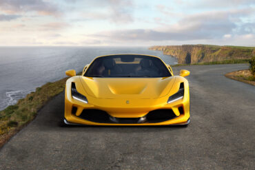 Ferrari F8 Tributo Spider Wallpapers