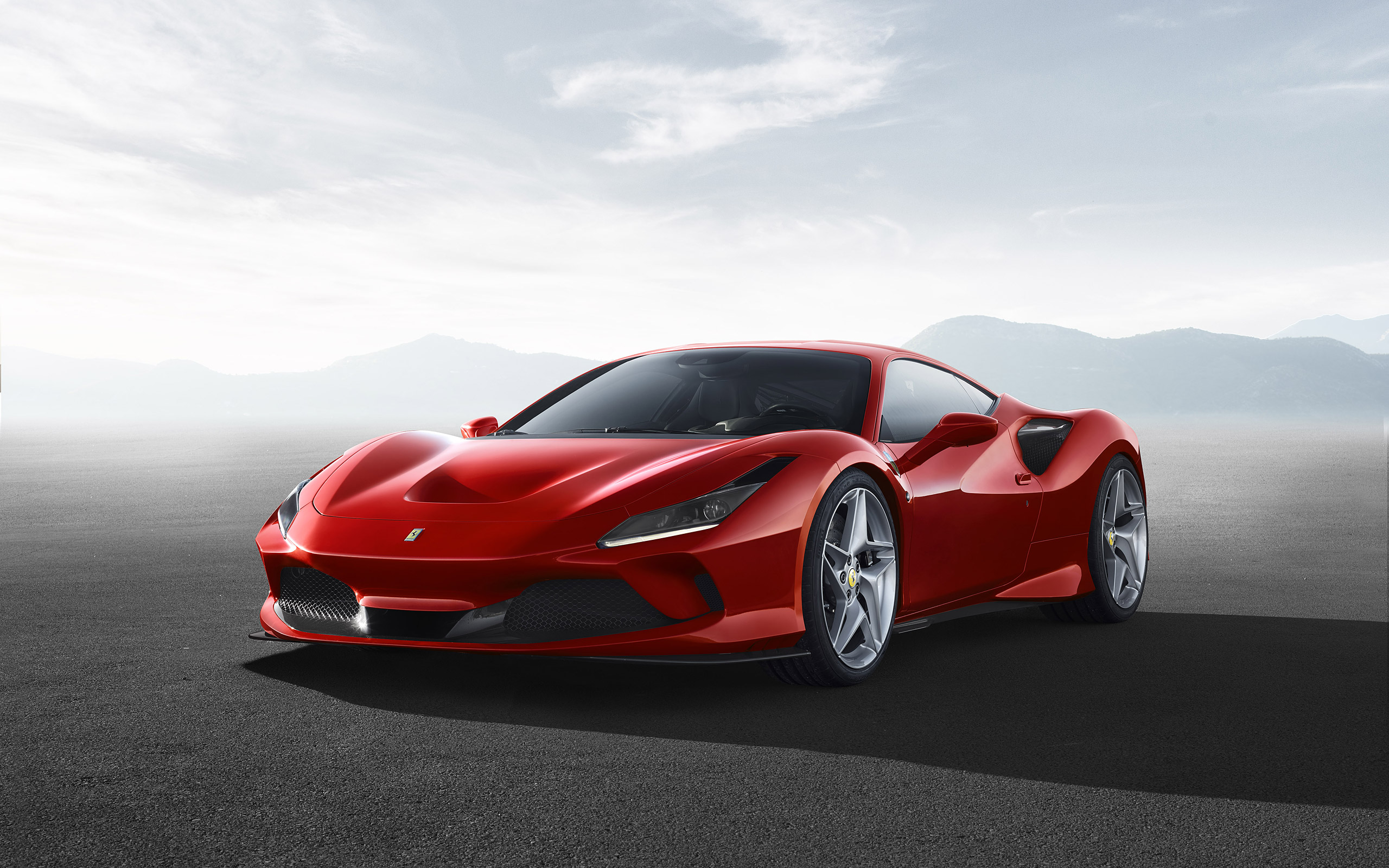 Ferrari F8 Tributo Wallpapers