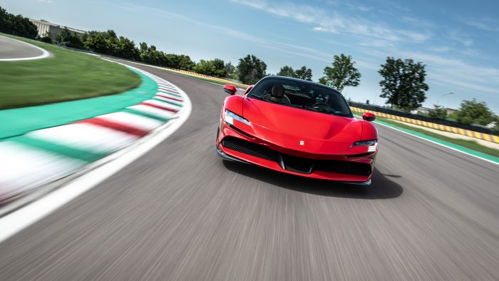 Ferrari SF90 Stradale Wallpapers