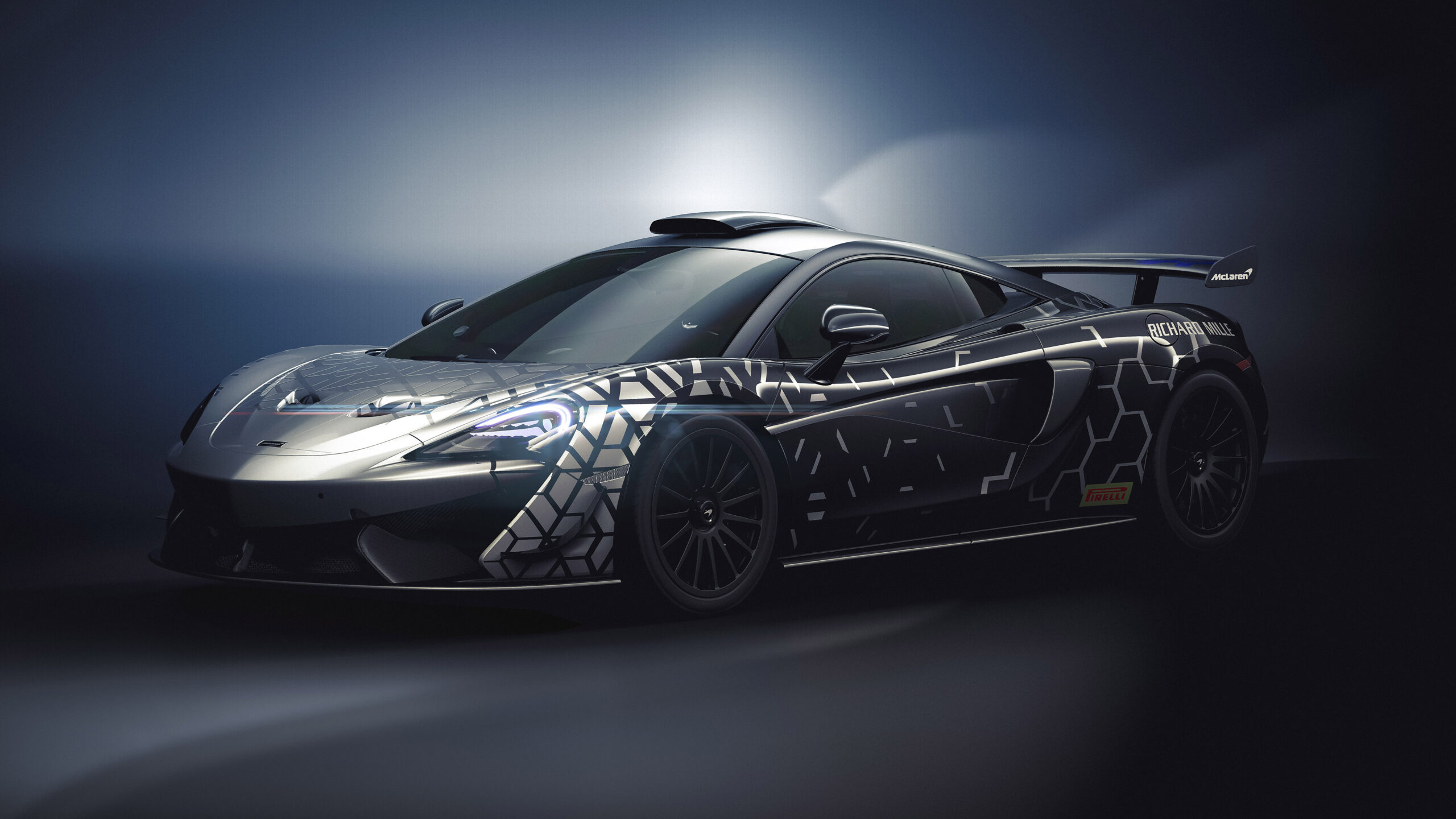 McLaren 620R Wallpapers