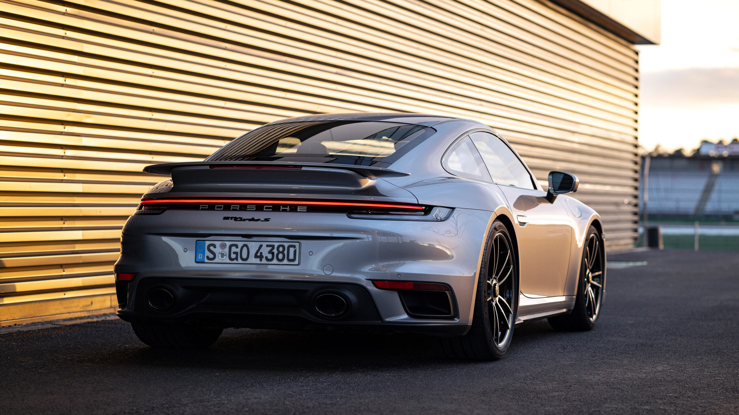 2020 Porsche 911 Turbo Wallpapers Supercars Net