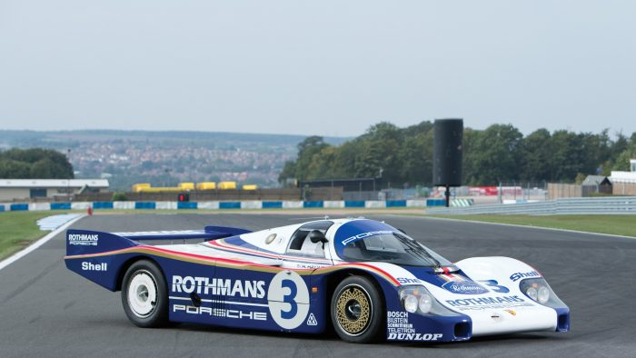 Porsche 956 Wallpapers
