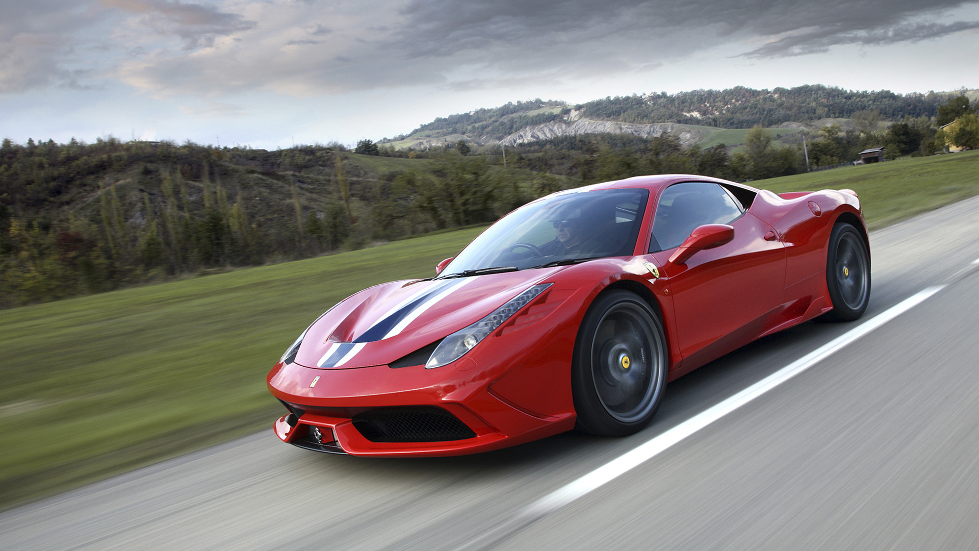 Ferrari 458 Speciale Wallpapers Supercars Net