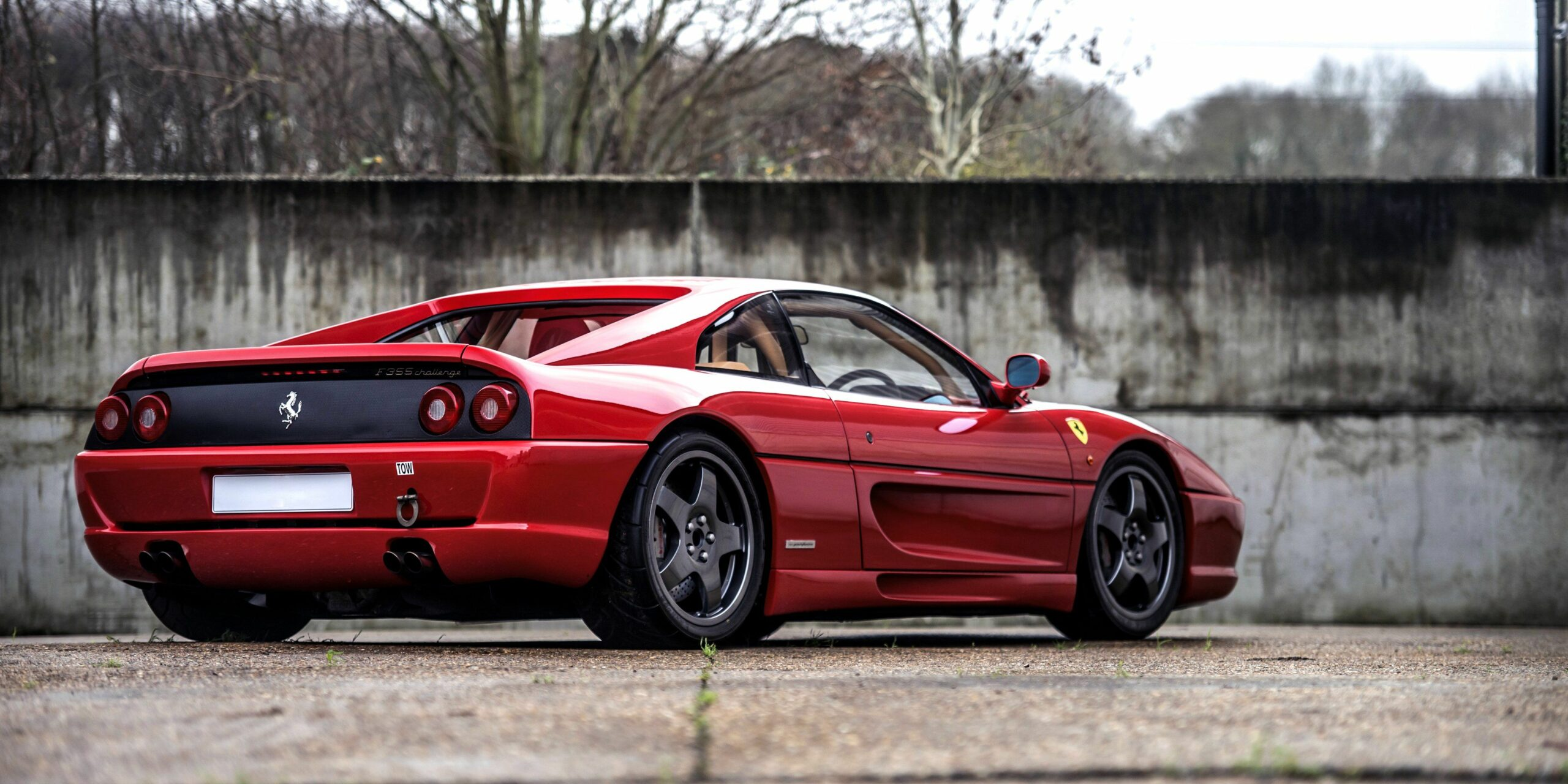 Ferrari F355 Wallpapers