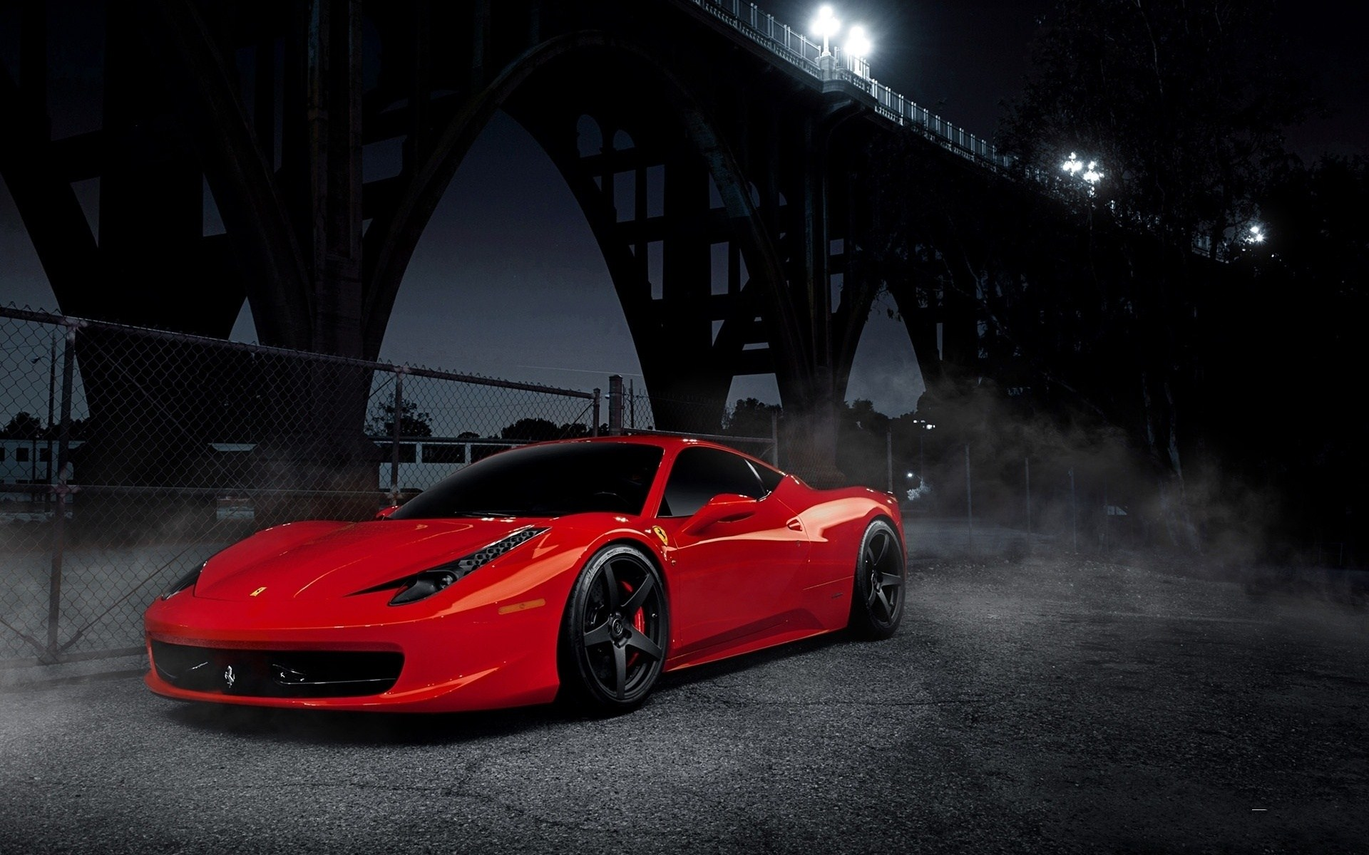 Ferrari 458 Wallpapers