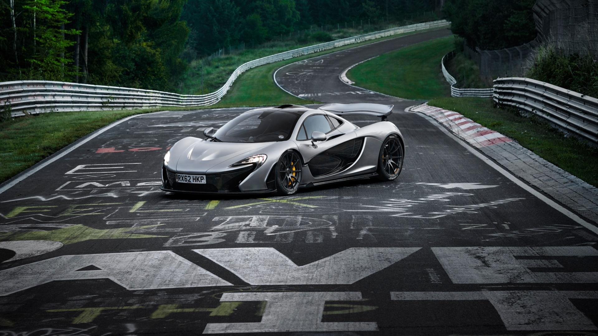 McLaren P1 Wallpapers