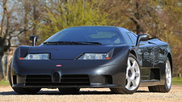 Bugatti EB 110 Wallpapers