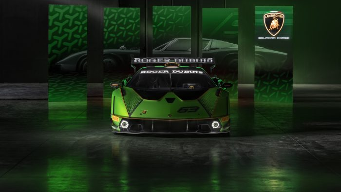 Lamborghini Essenze SCV12