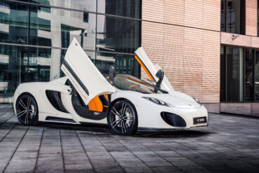 McLaren MP4-12C Spider Wallpapers