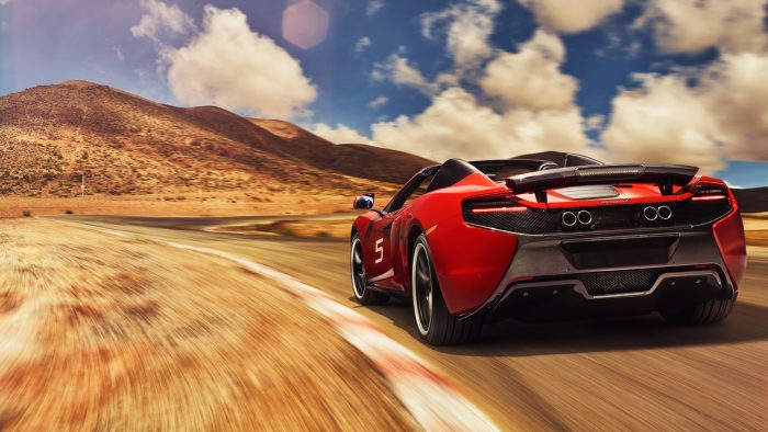 McLaren 650S Can-Am Spider Wallpapers