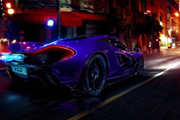McLaren P1 Wallpapers
