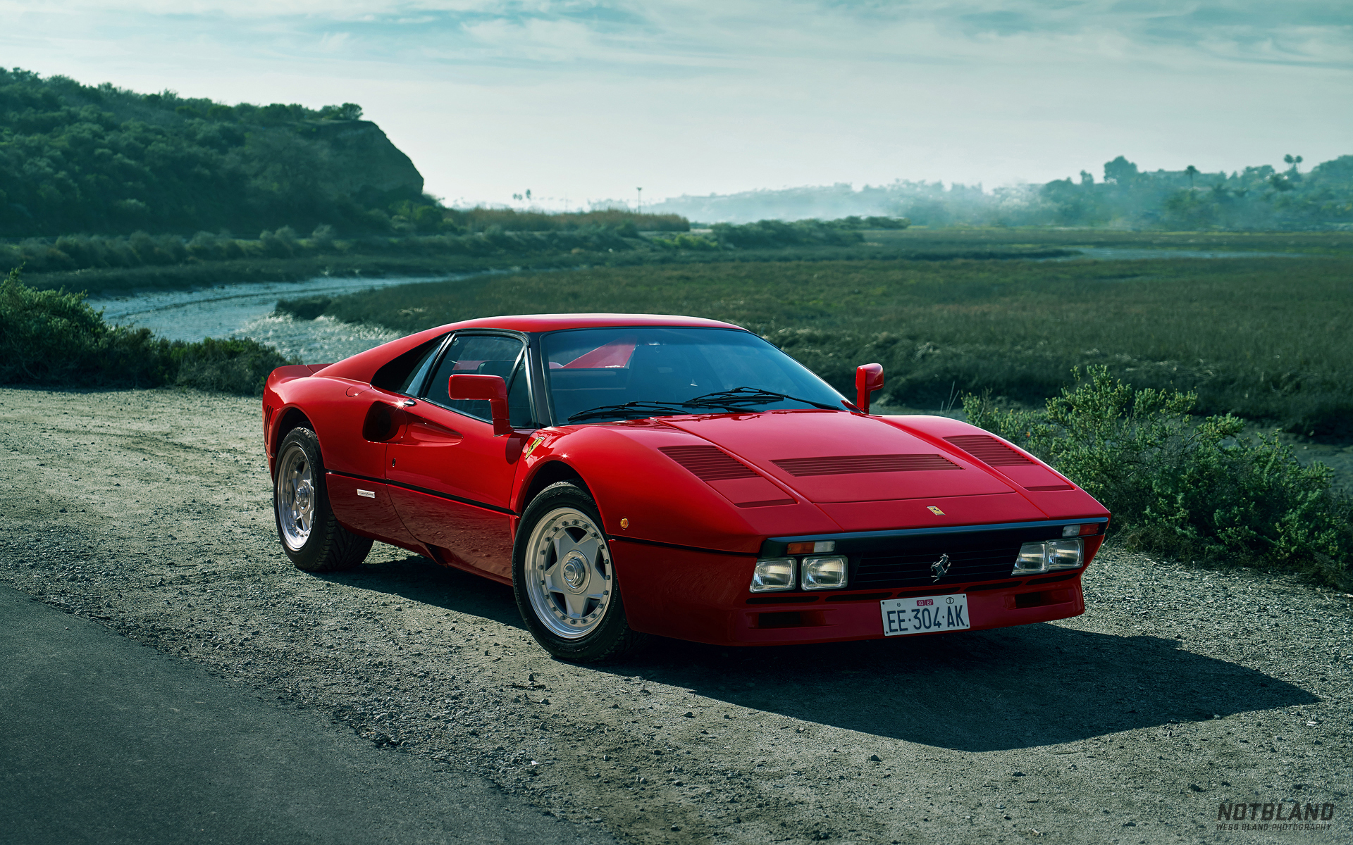 Ferrari 288 GTO Wallpapers
