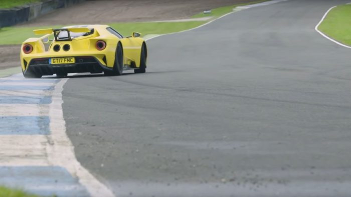 Chris Harris Drives Ford GT