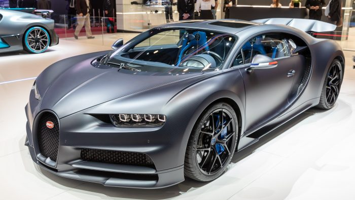 2019 Chiron Sport 110 Ans Bugatti Wallpapers